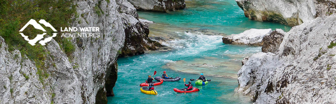 Packrafting Trainings and Expeditions